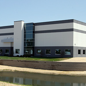Our storage facility in Glen Ellyn