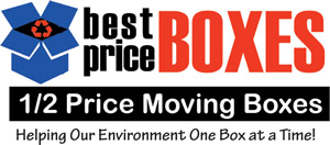 1/2 price moving boxes