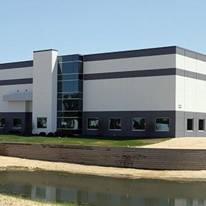 Our storage facility in Glen Ellyn