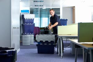 Glen Ellyn can handle large and small corporate moves